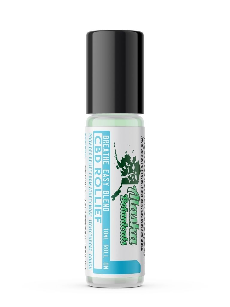 CBD Rollief – Breathe Easy Blend